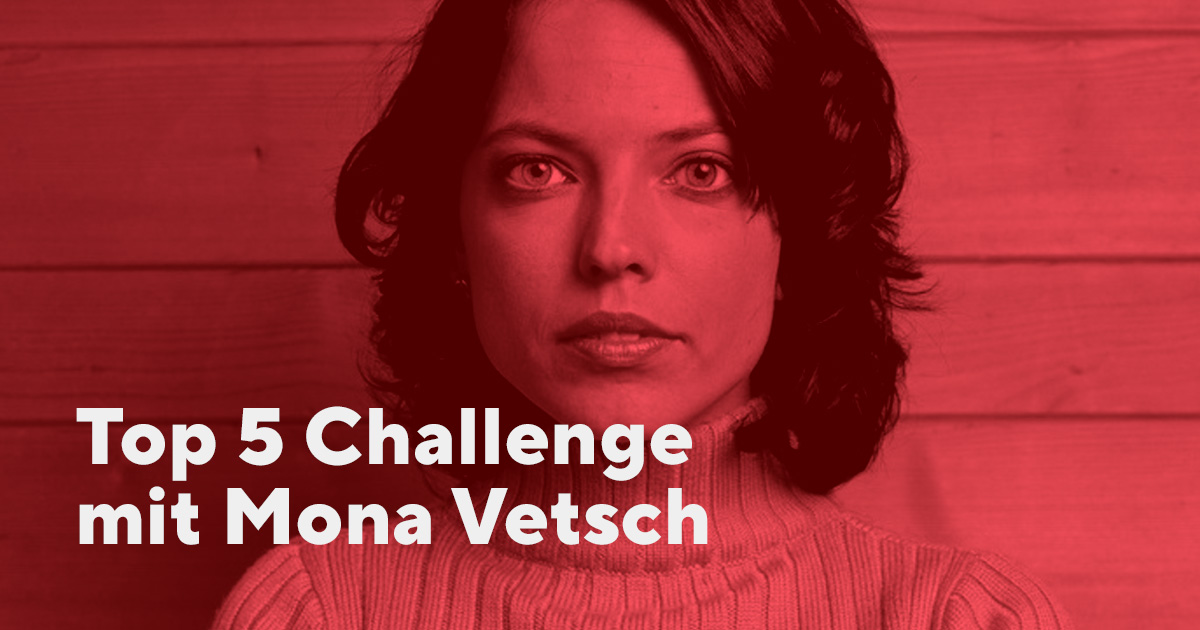 Mona Vetsch, welche Rapper hörst du?