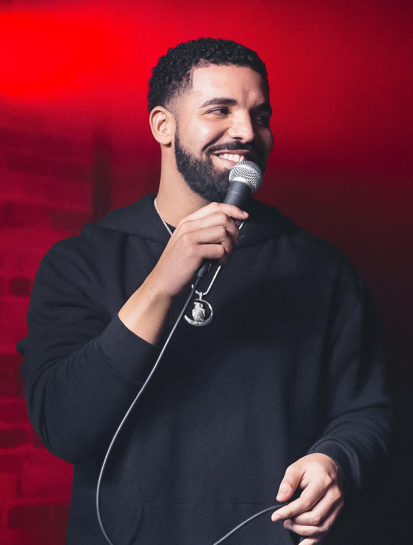 Platz 1: Drake