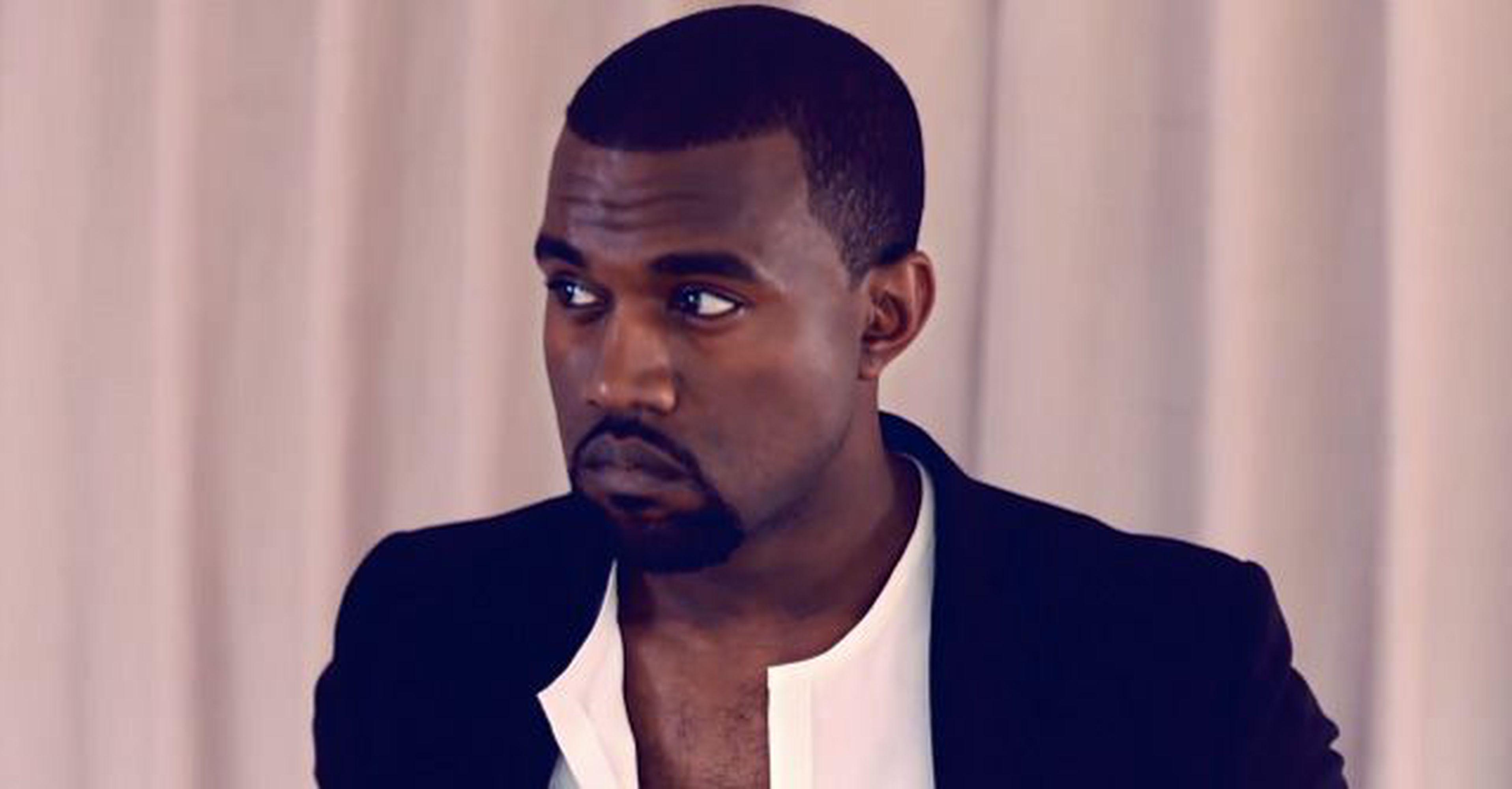 Platz 4: Kanye West