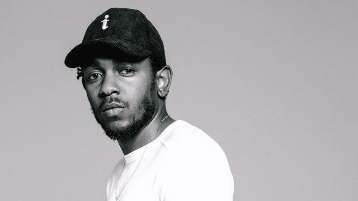 Platz 2: Kendrick Lamar