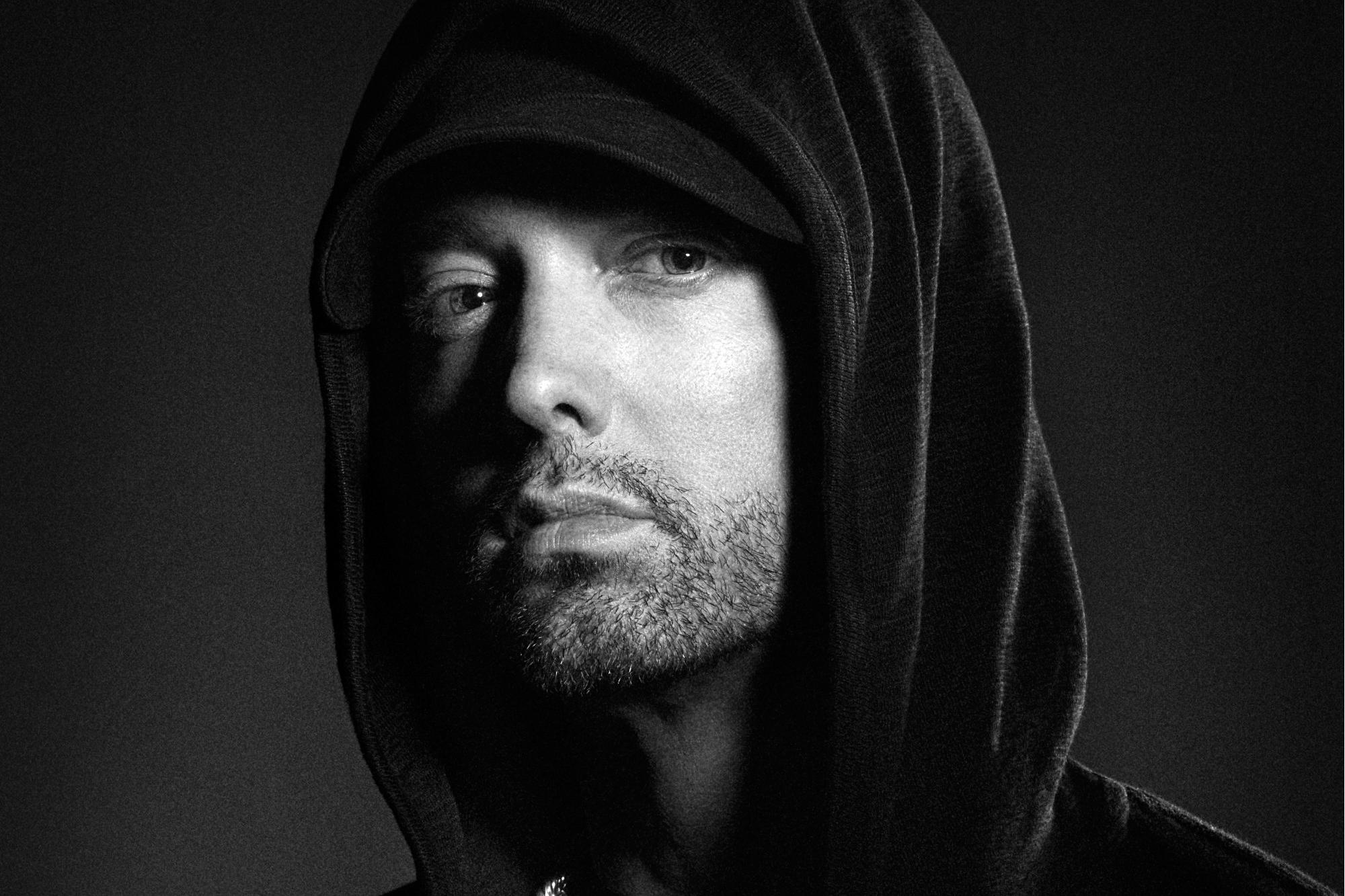 Platz 1: Eminem