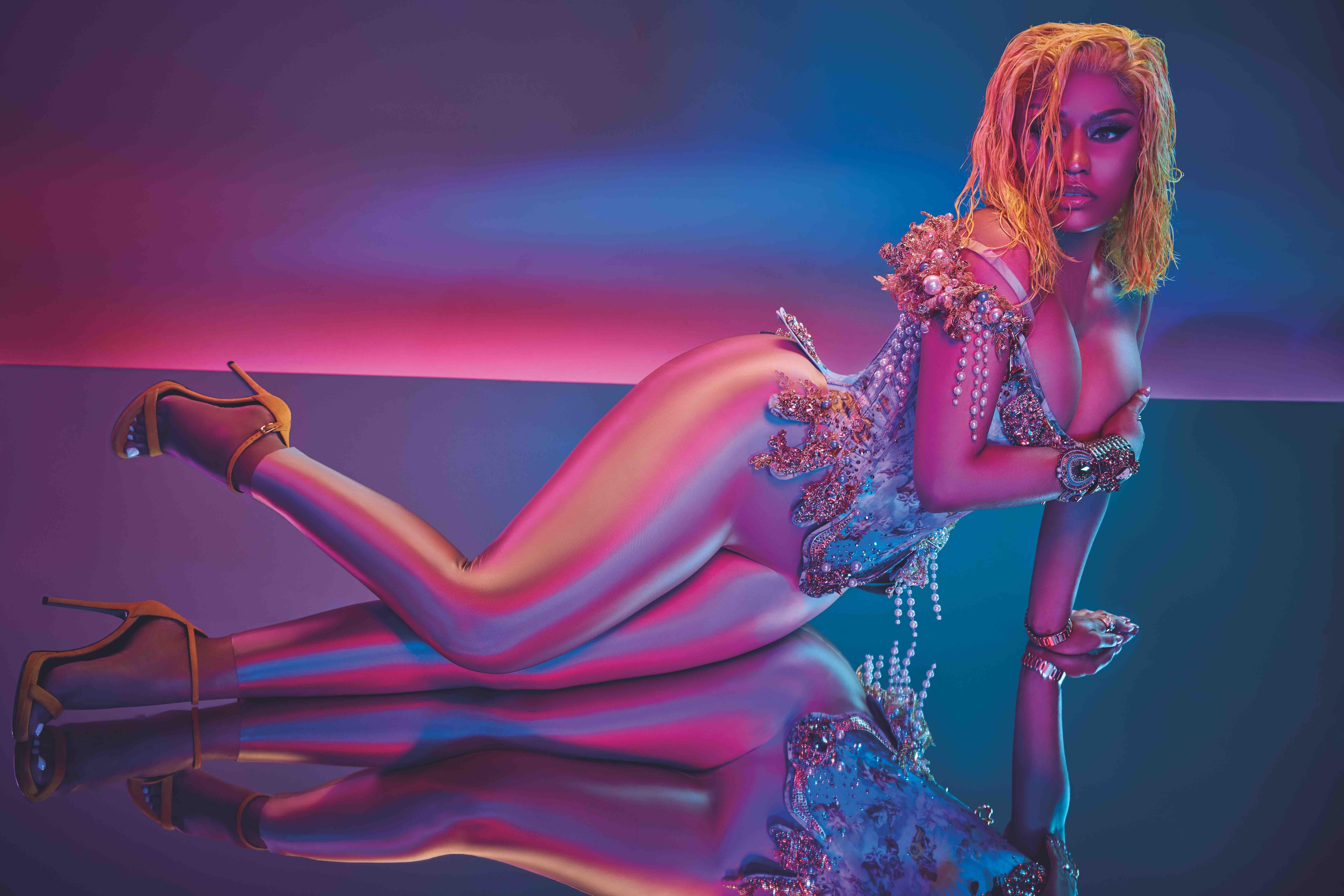 Platz 5: Nicki Minaj