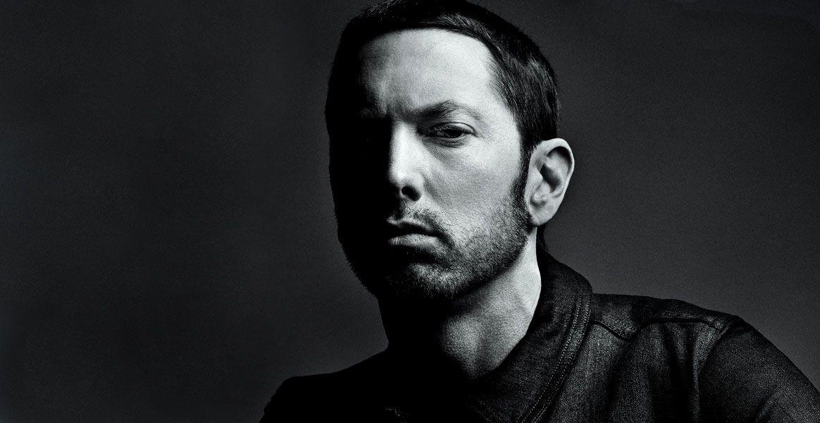 Platz 3: Eminem
