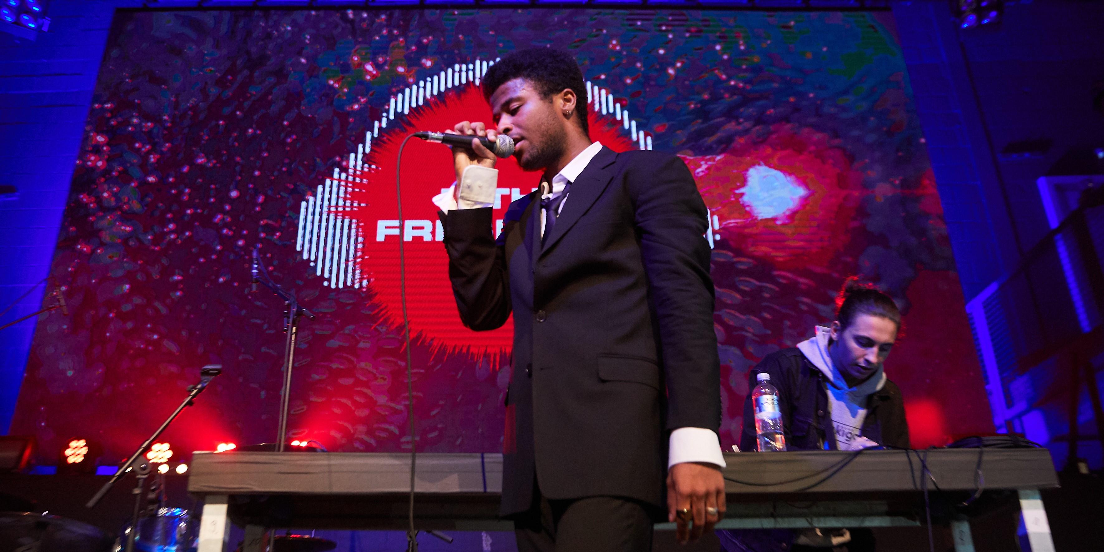 DAENS gewinnt und der Rap-Newcomer z The Freshman sichert sich den zweiten Platz