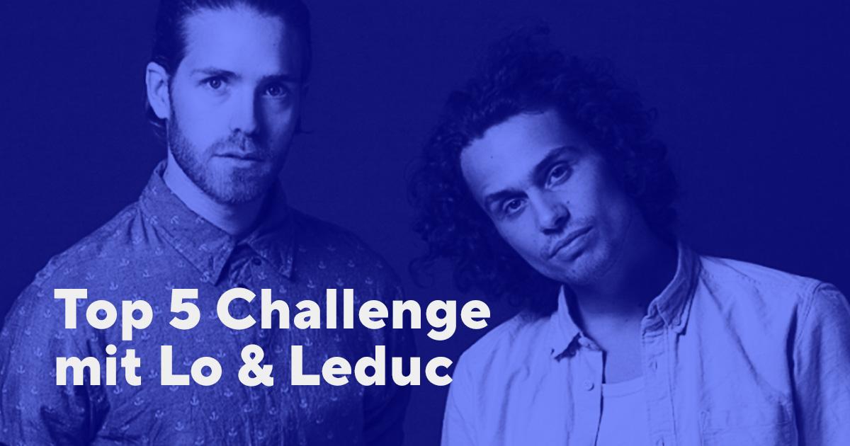 Lo & Leduc, wer ist der beste Rapper der Schweiz?