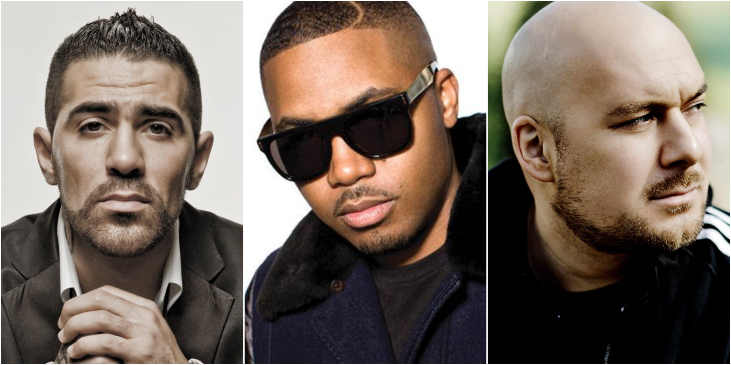 Die legendärsten Rapper-Streitigkeiten