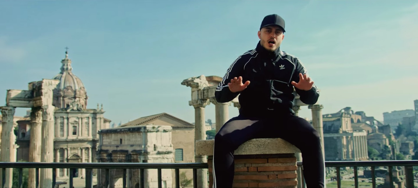 Young-O feat. Liba – «District»
