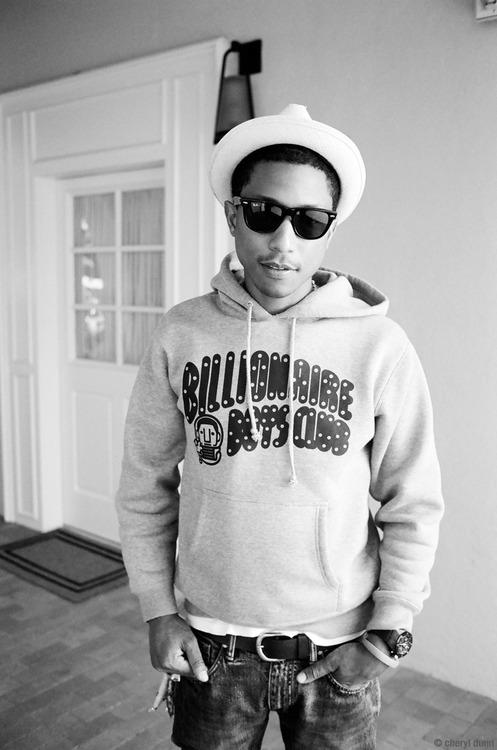 Side-Business: Auch beim Billionaire Boys Club nimmt Pharrell eine führende Rolle ein