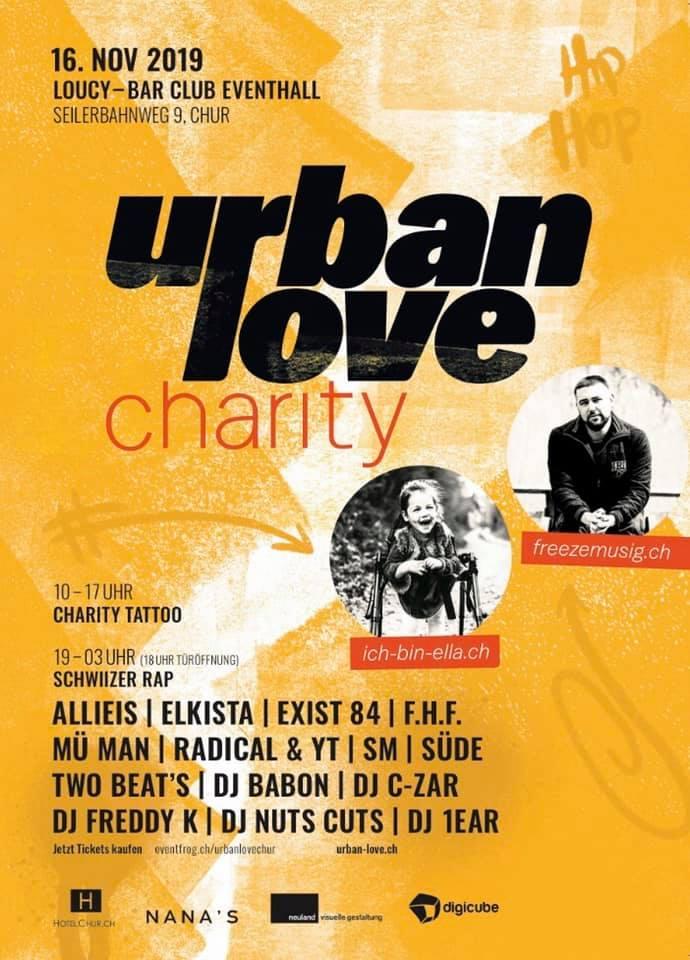 Urban Love Charity