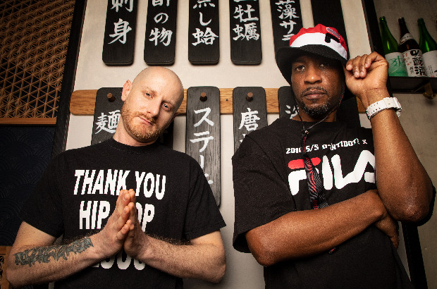 Masta Ace (US) & Marco Polo (US) – BlabberMouf (NLD)