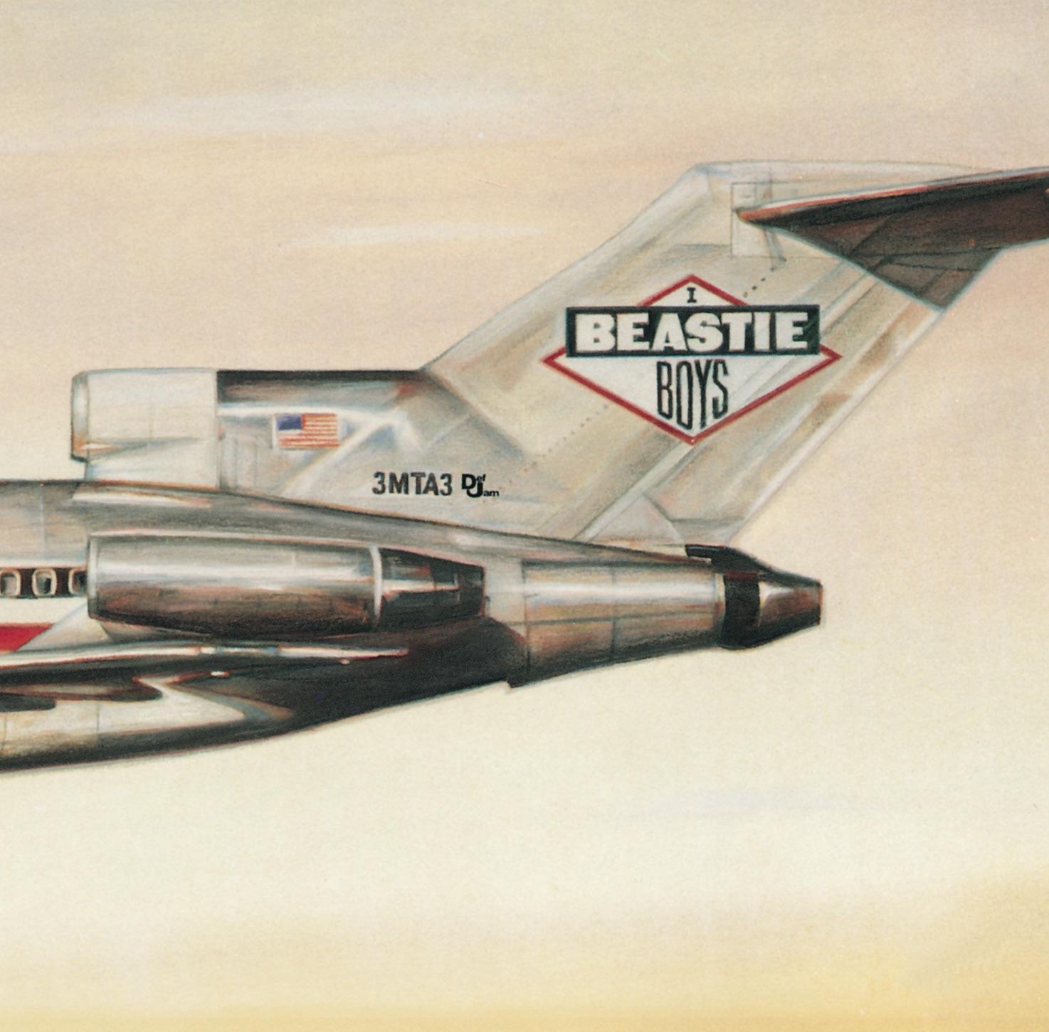 Das legendäre Beastie Boys-Artwork
