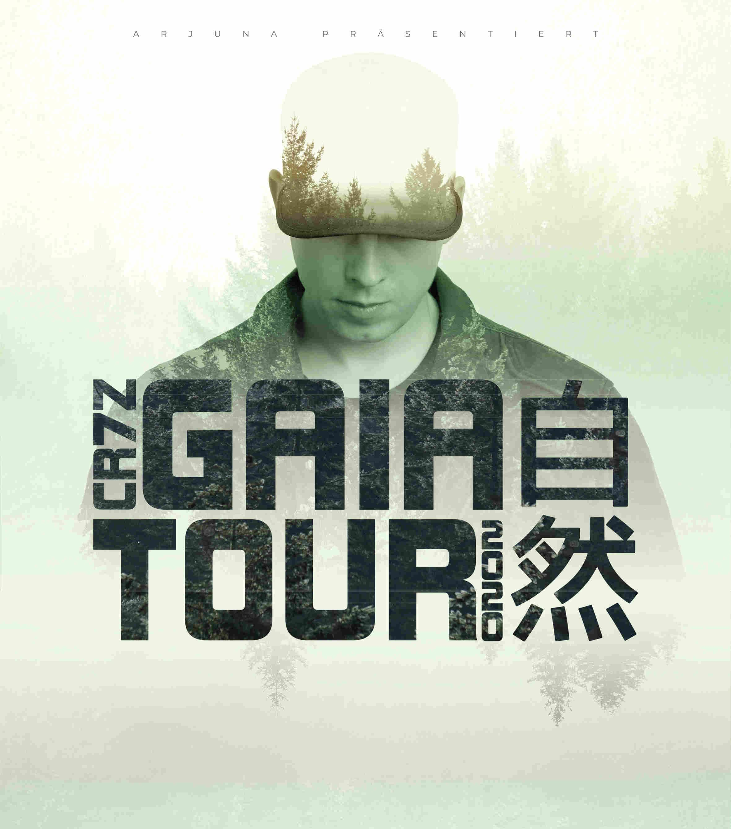 "Cr7z - ""GAIA"" Tour"