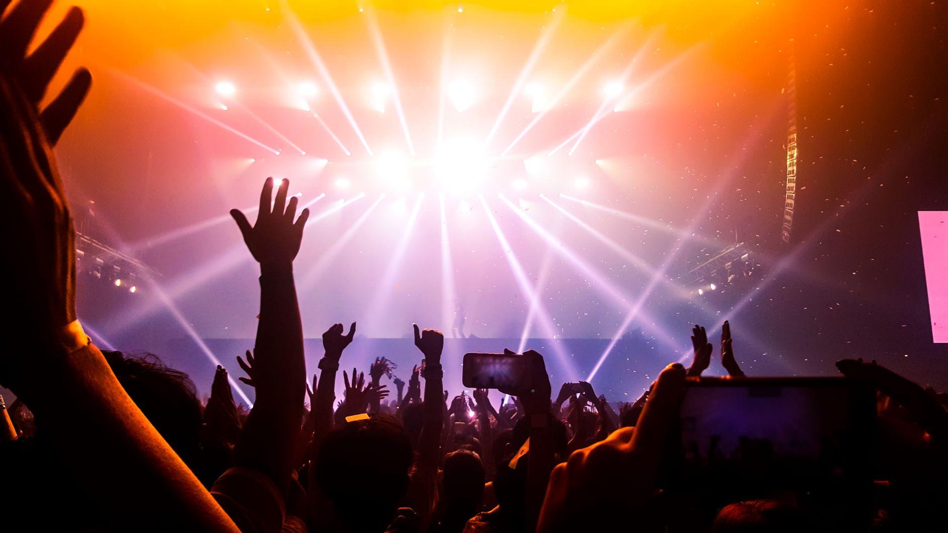 Faires Verhalten auf Konzerten und Festivals – So geht's
