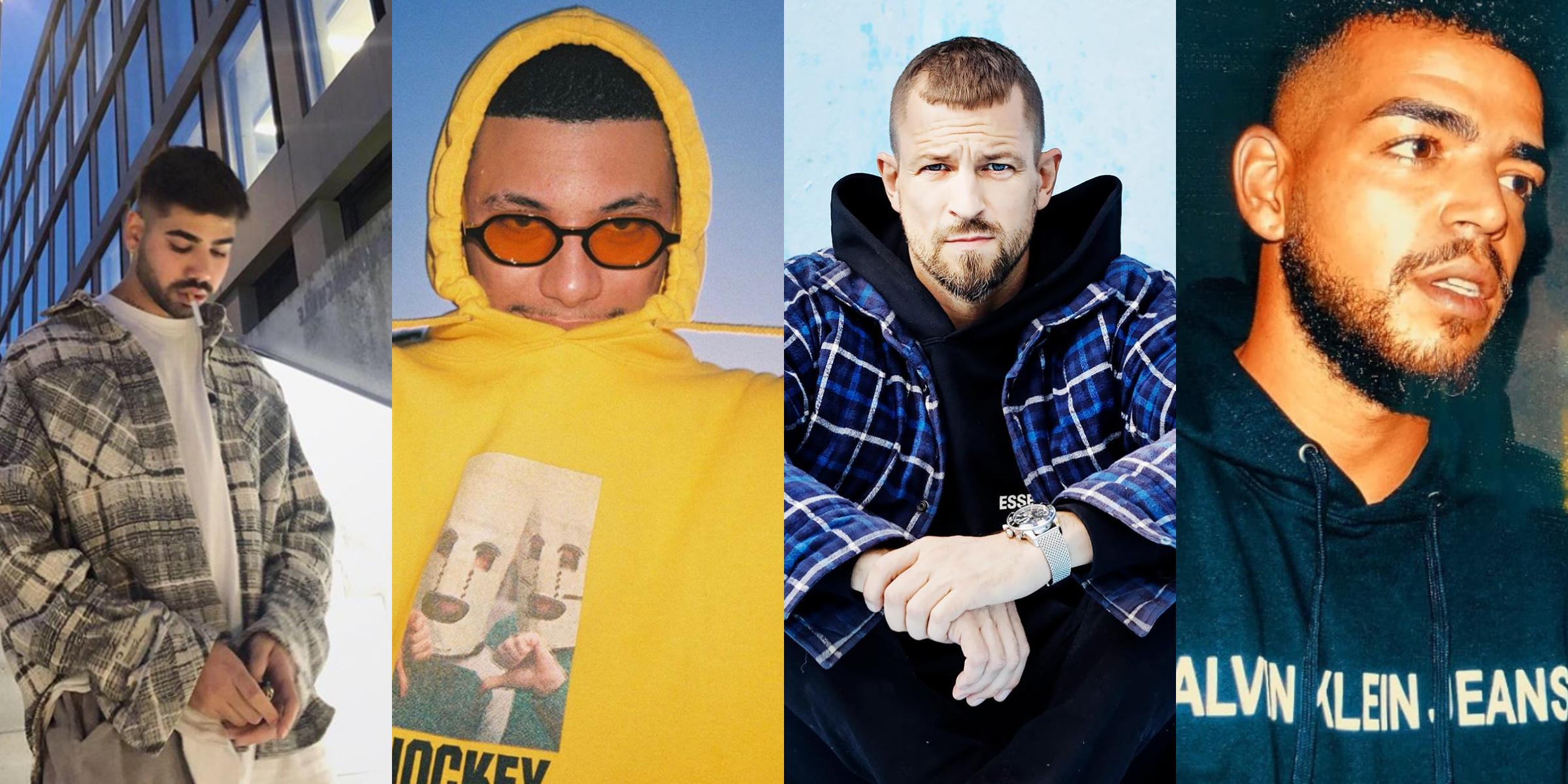 Diese 15 fremdsprachigen Rap-Songs von Schweizer Künstlern wurden 2019 am meisten gestreamt
