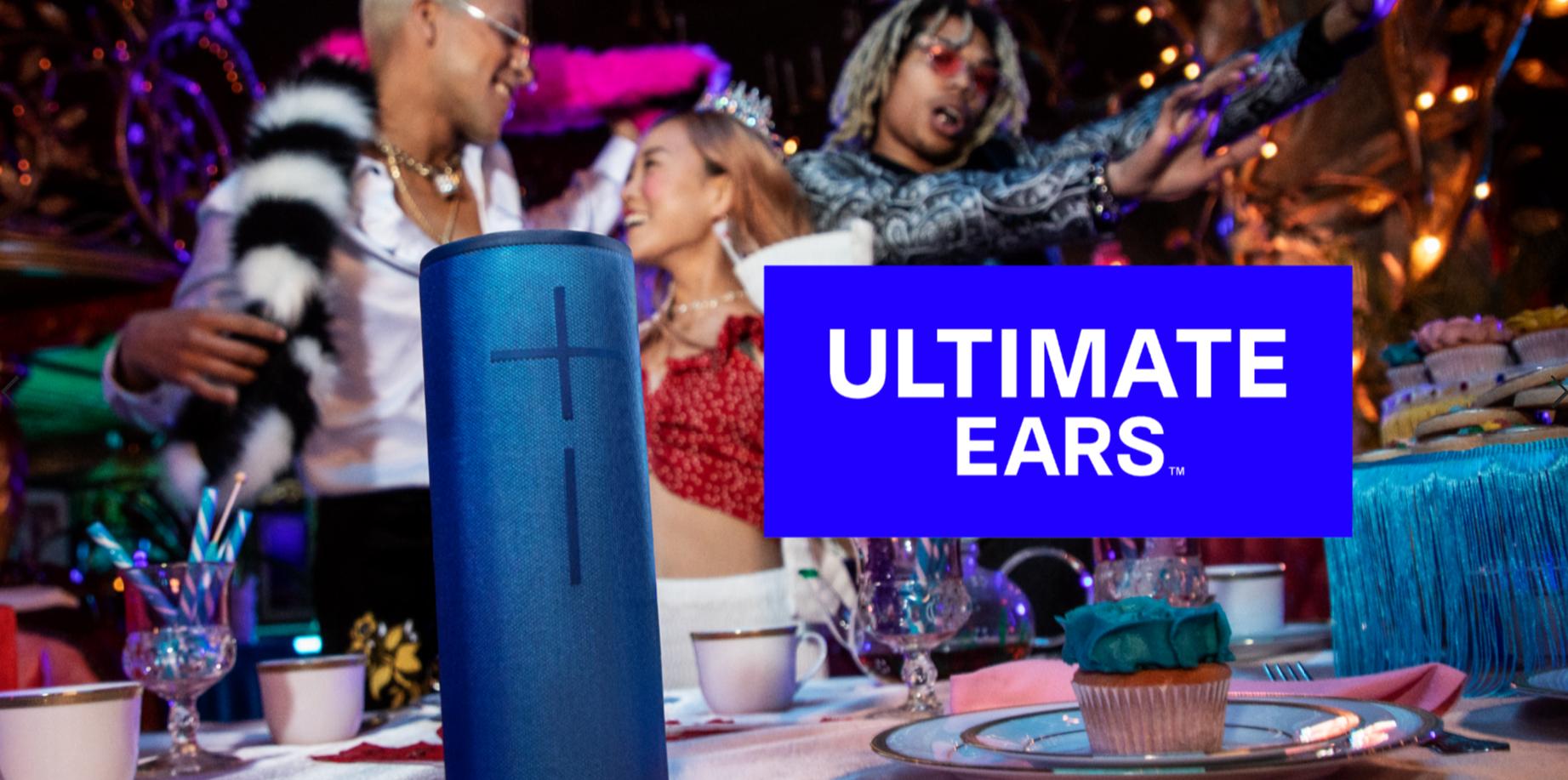 WIN: Ultimate Ears versüsst dir die Feiertage mit einer brandneuen MEGABOOM 3
