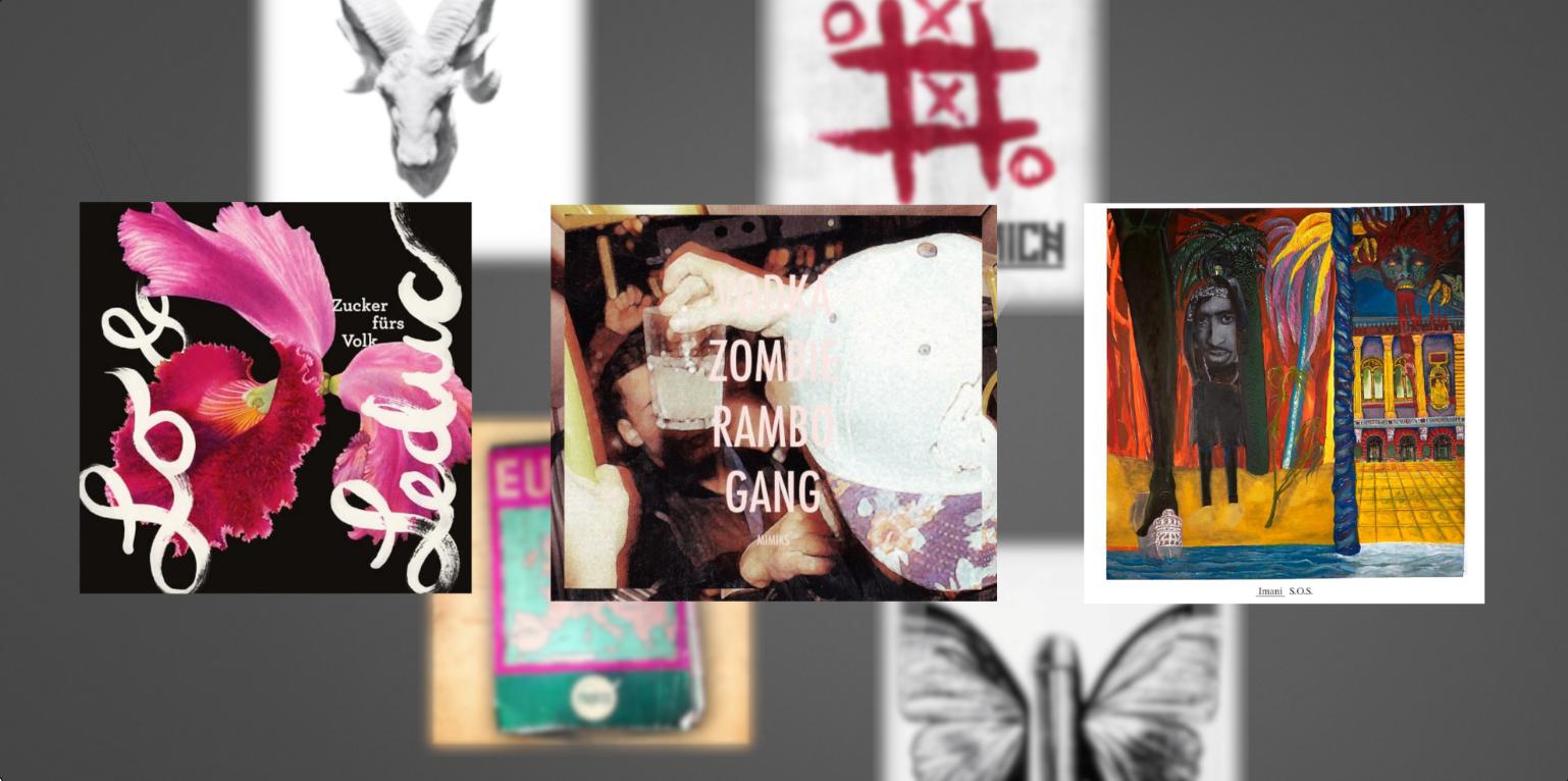 Die 10 einflussreichsten Schweizer Rap-Alben der letzten zehn Jahre