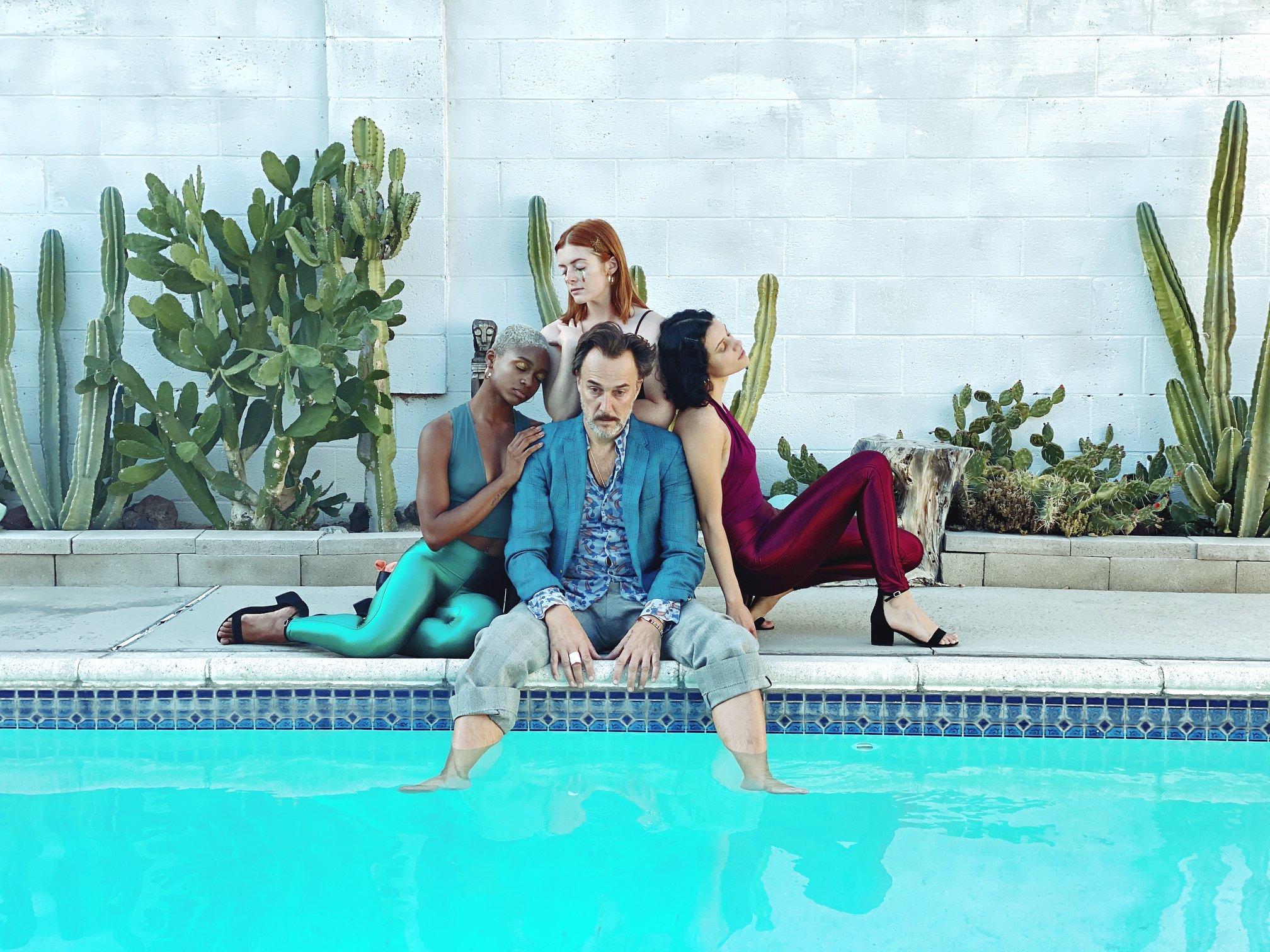 Carlos Leal kehrt zurück mit neuem Style