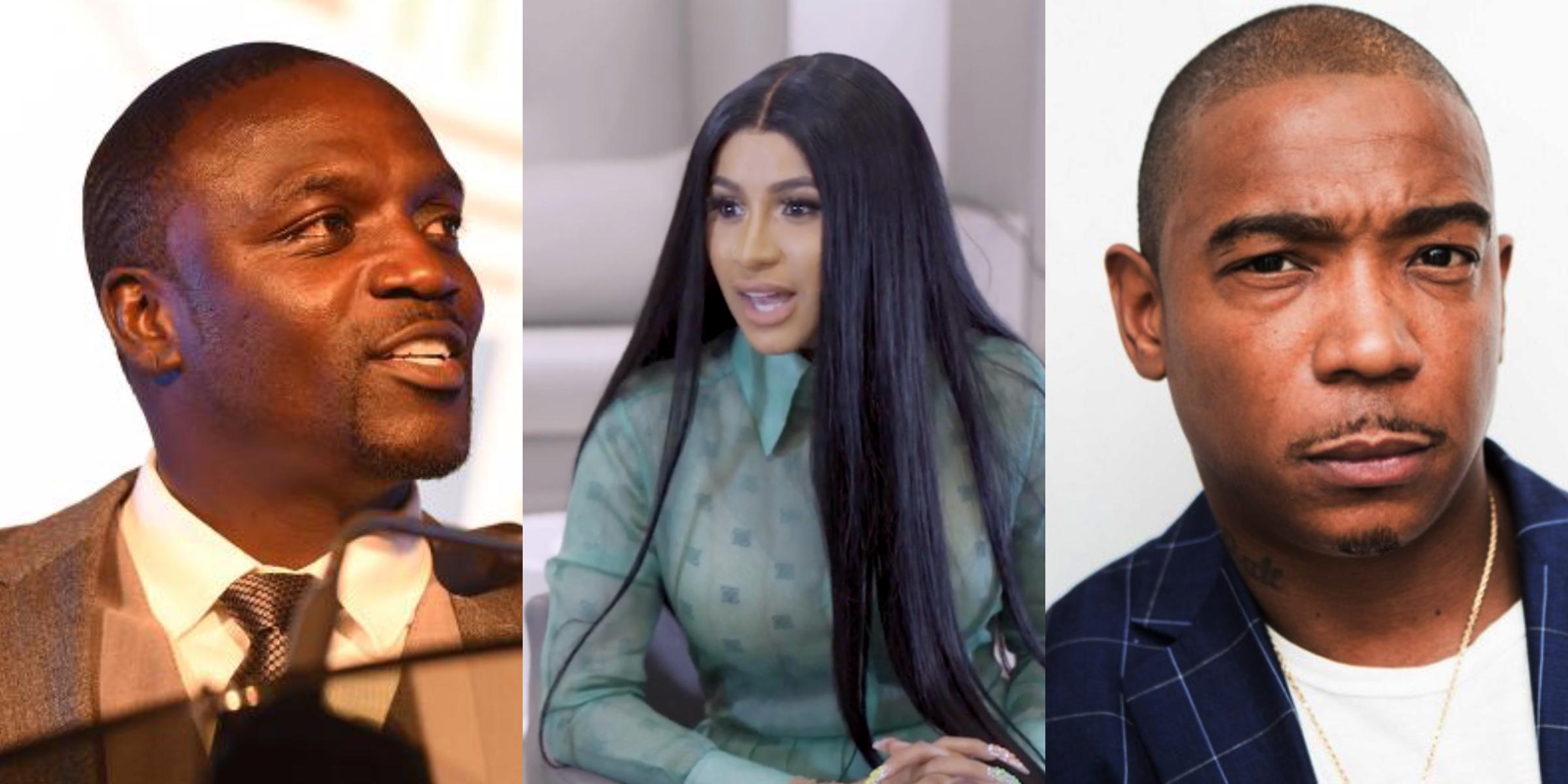 Kurioses aus Übersee: Cardi B, Akon und Ja Rule sorgen für Schlagzeilen