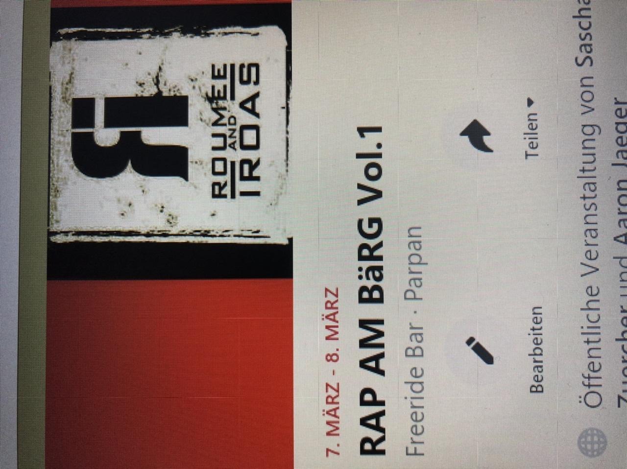 Rap am Bärg Vol.1