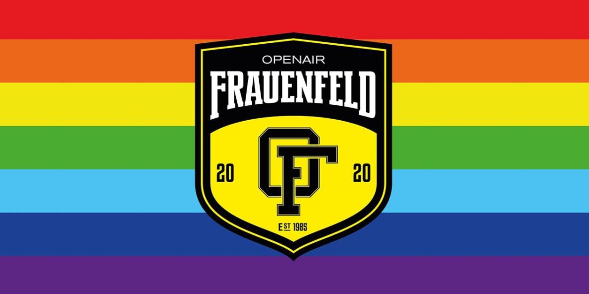 Das Openair Frauenfeld setzt sich gegen Homophobie ein - und löst einen Shitstorm aus