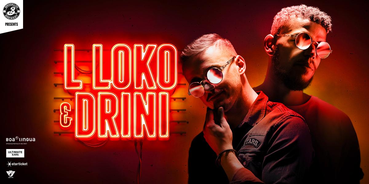 L Loko und Drini am bald ausverkauften LYRICS Festival 2020