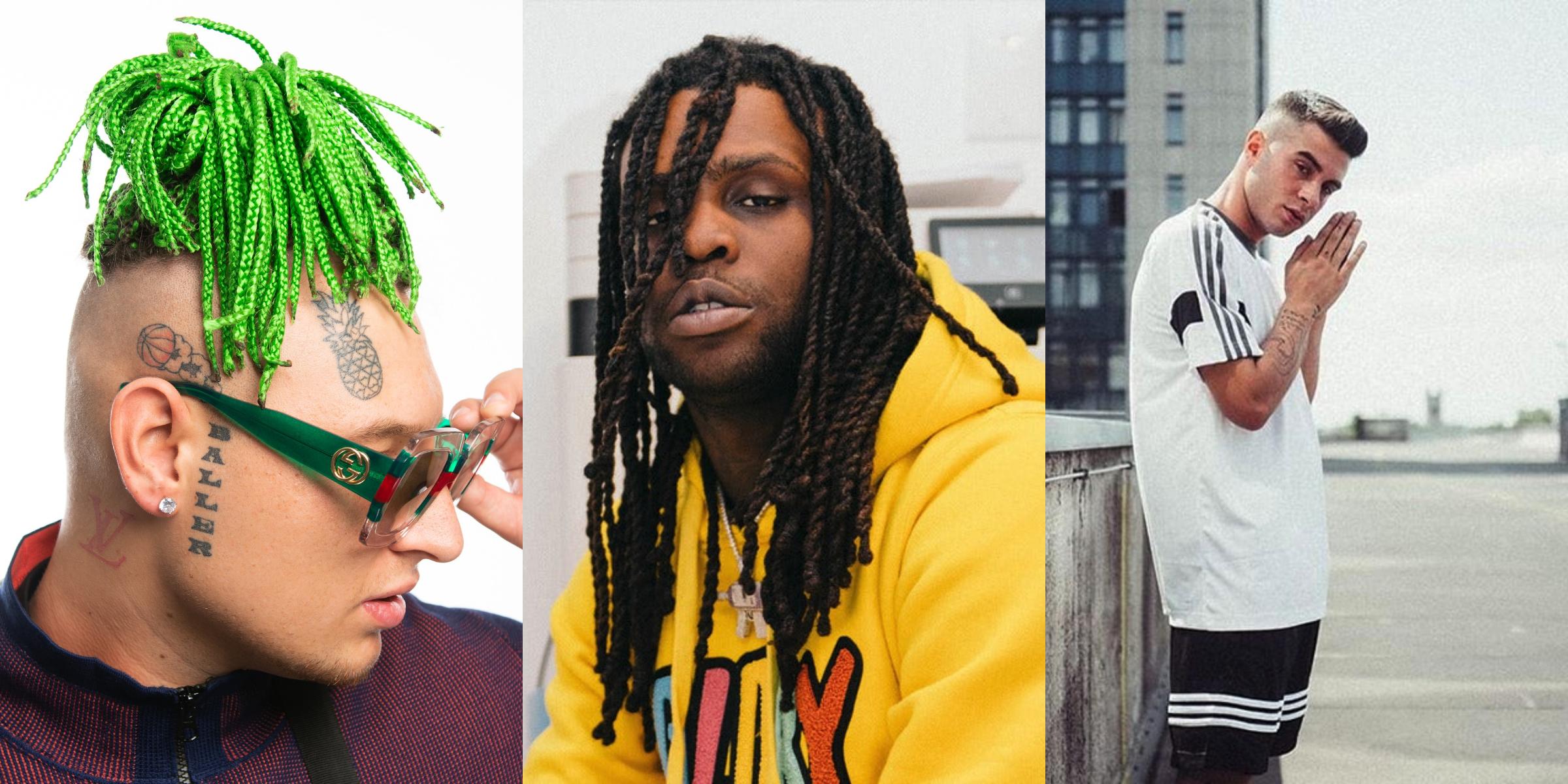 Die spektakulärsten Newcomer-Deals im Rap