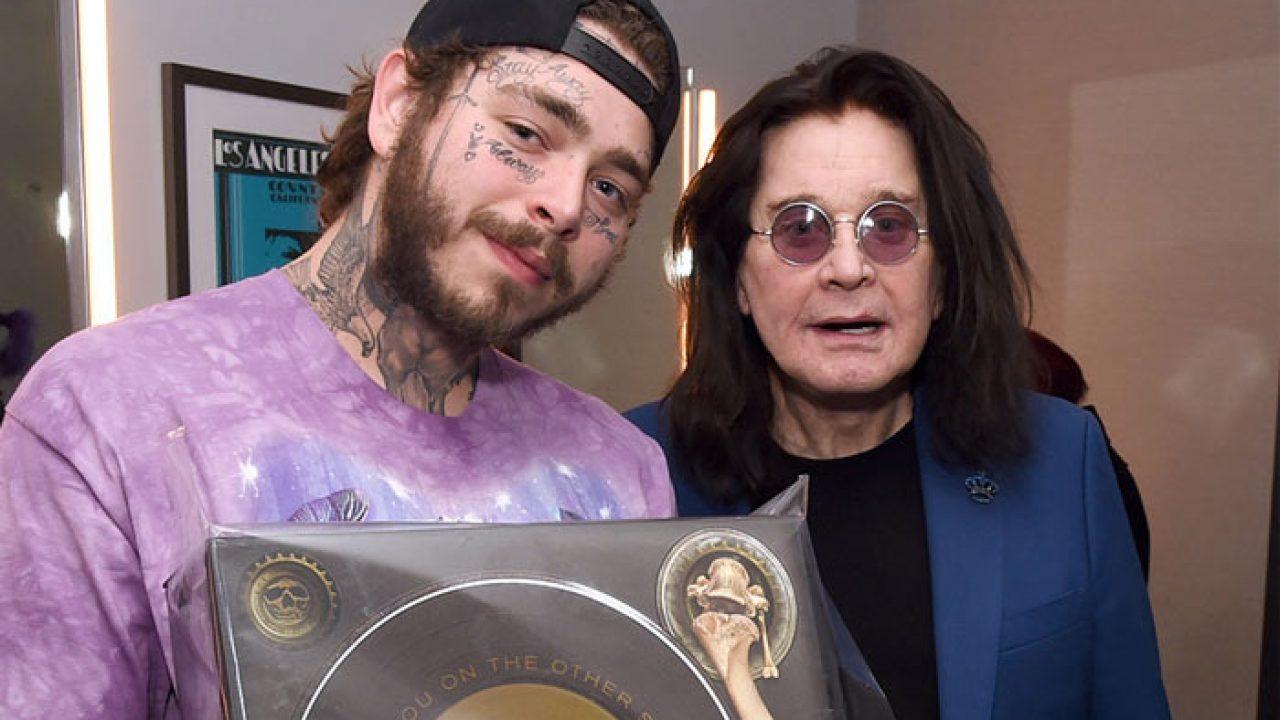 Rockstars brauchen Rapper um 2020 in den Charts zu glänzen