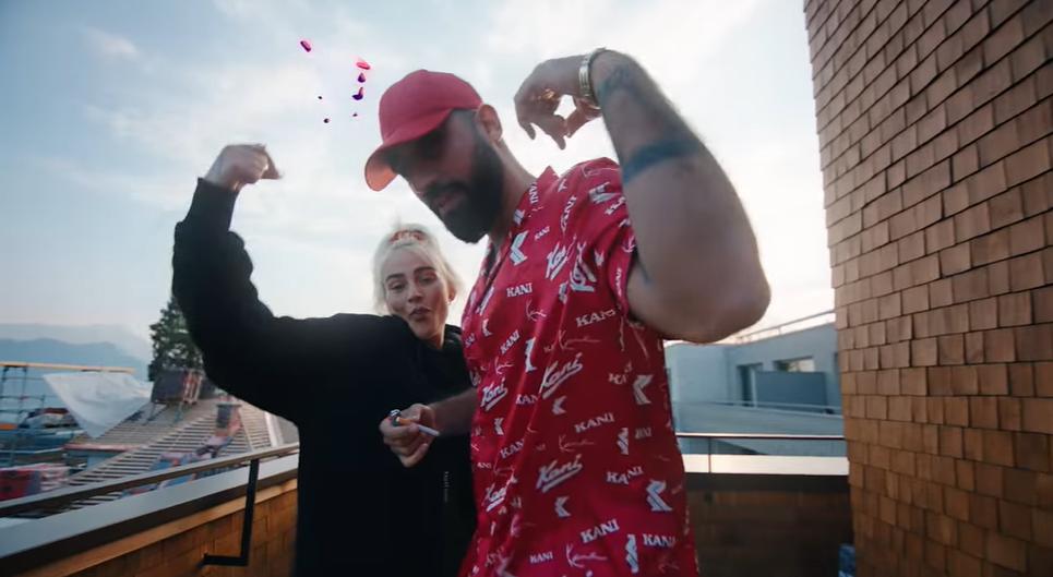 Loredana und Zuna machen ihr neustes Musikvideo zur TikTok-Challenge