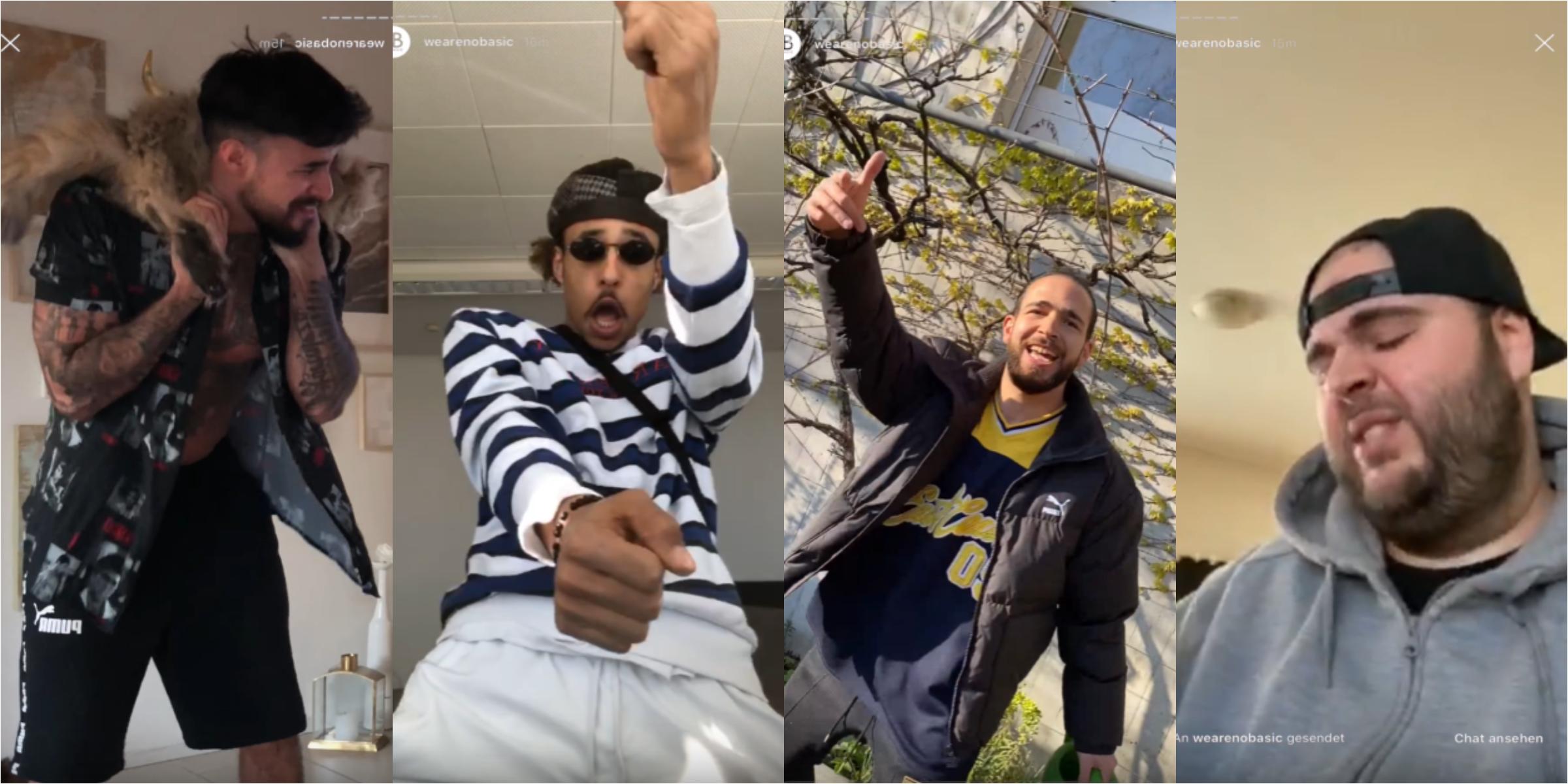 Didi feat. Jamal, Don Fuego & DENARØ – «Überlegg»
