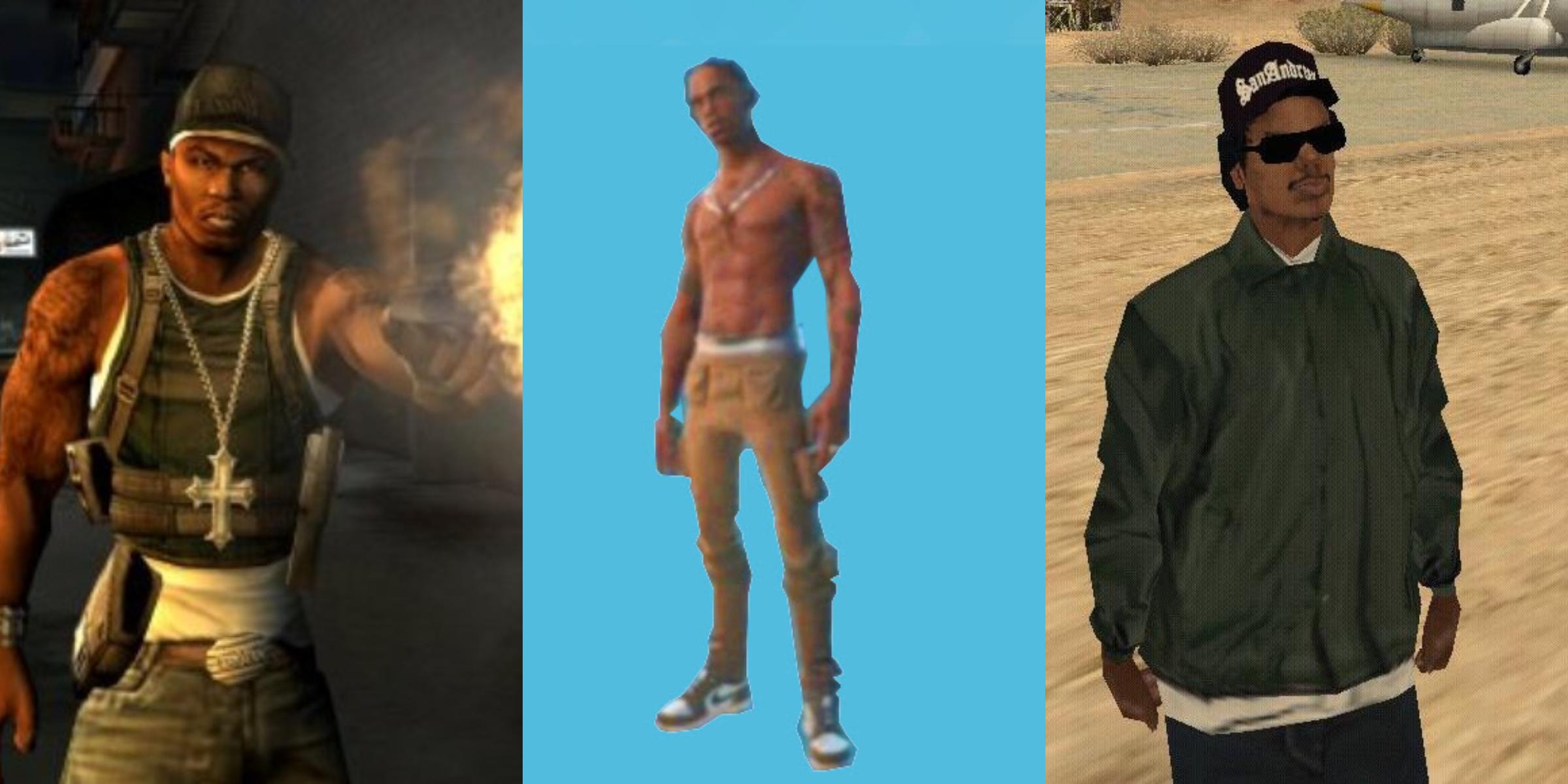 Bekommt Travis Scott einen eigenen Fortnite-Skin? Diese Rapper haben bereits ihr Game