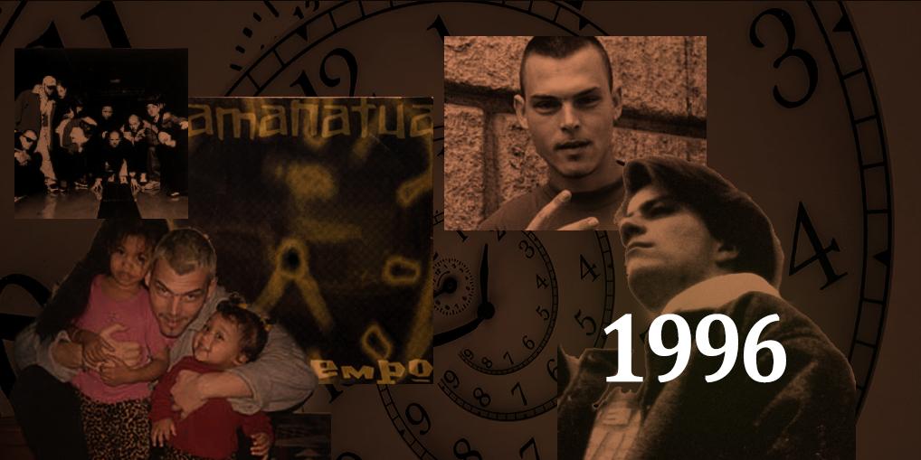 Flashback History: 1996