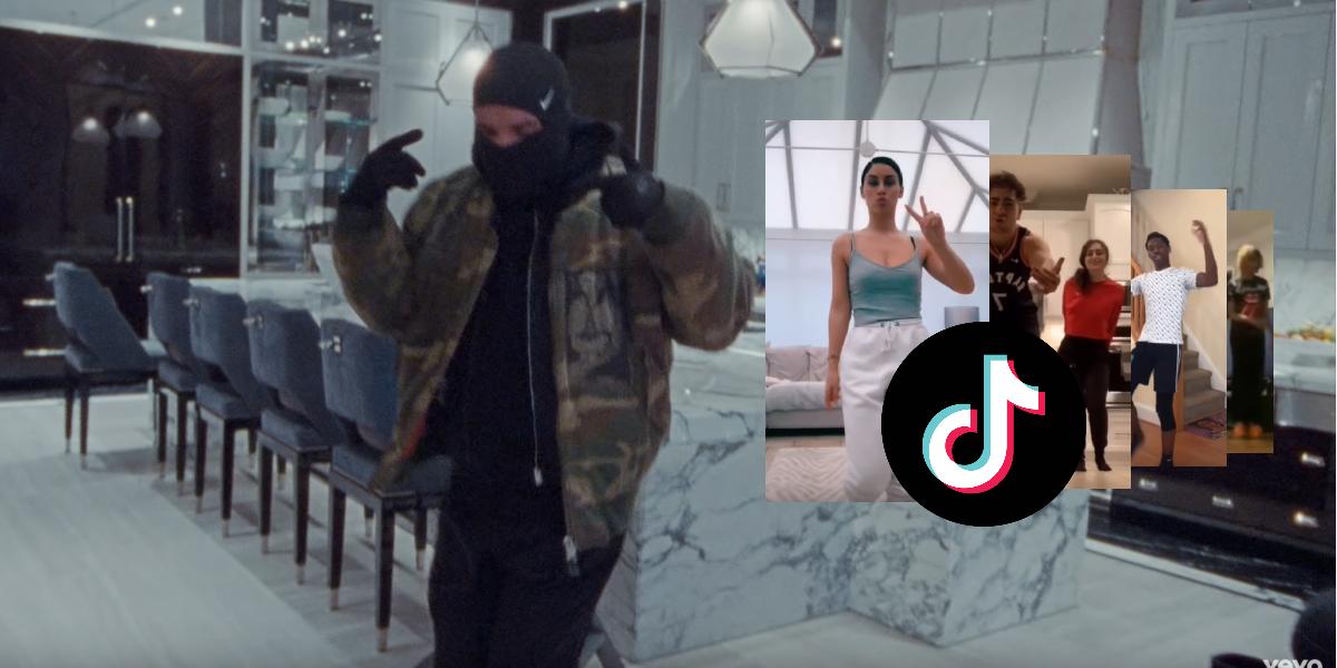 Wie Drake TikTok für Gratis-Promo nutzt