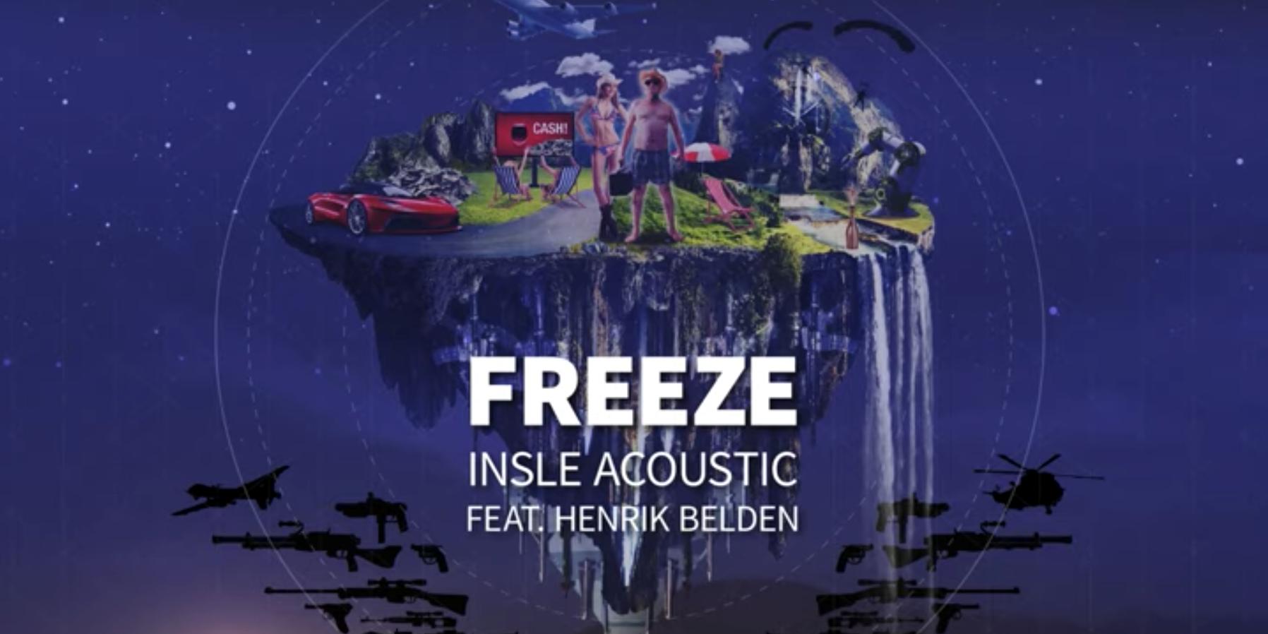 Freeze steht ein für Humanität und Solidarität
