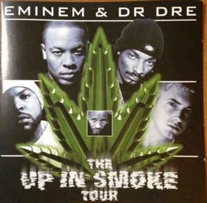 Was ein Line-Up: Eminem, Snoop Dogg, Dr. Dre und Ice Cube gehen zusammen auf «Up in Smoke»-Tour (2001)