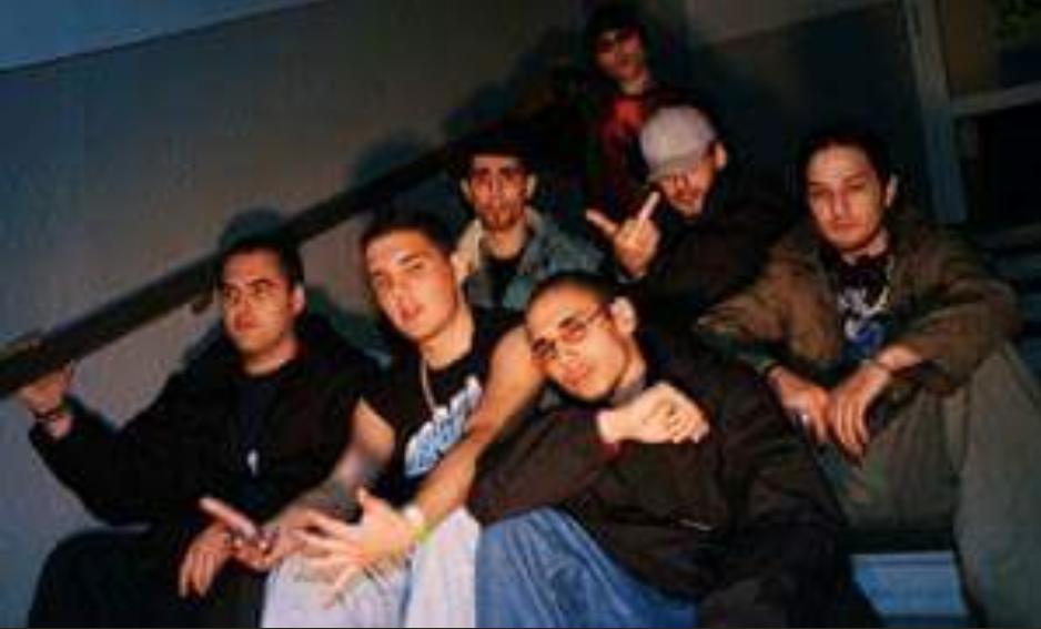 Bushido, Sido, Fler & B-Tight auf «Aggro Ansage 1»-Tour (2002)
