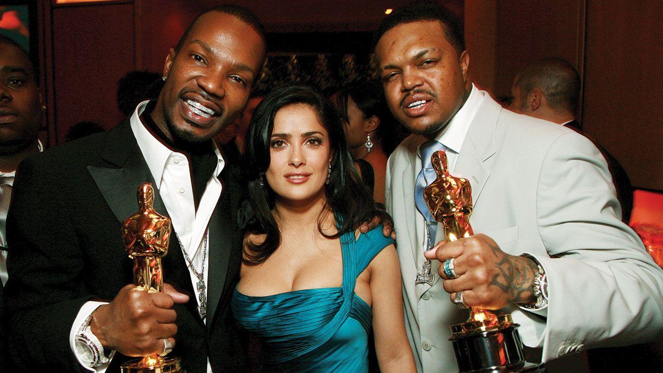 Three 6 Mafia gewinnt als erster HipHop-Act einen Oscar (2006)