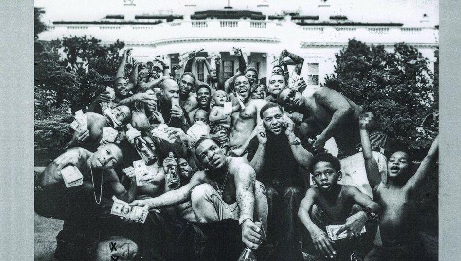 Kendrick Lamars «To Pimp A Butterfly» wird zum Symbol der «Black Lives Matter»-Bewegung (2015)