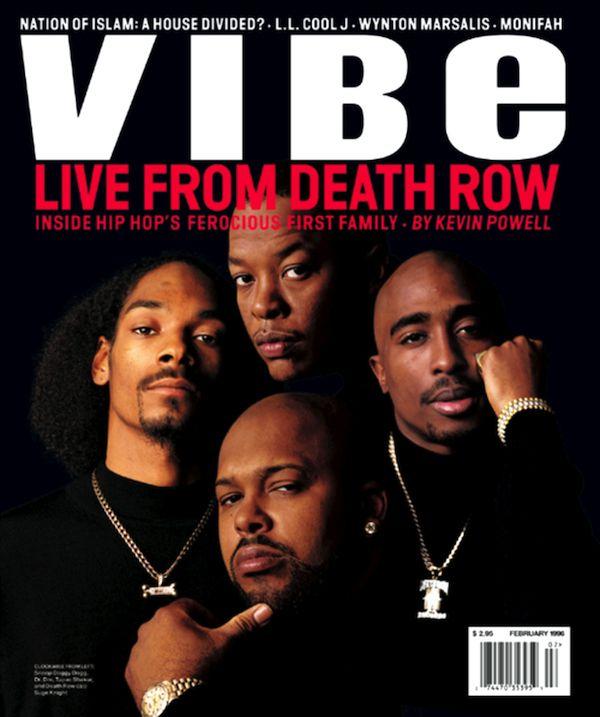 Death Row Records steigt zur Rap-Supermacht auf (1996)