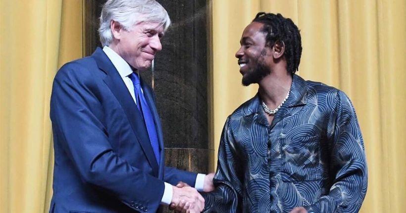 Kendrick Lamar gewinnt als erster Musiker einen Pulitzer-Preis (2018)