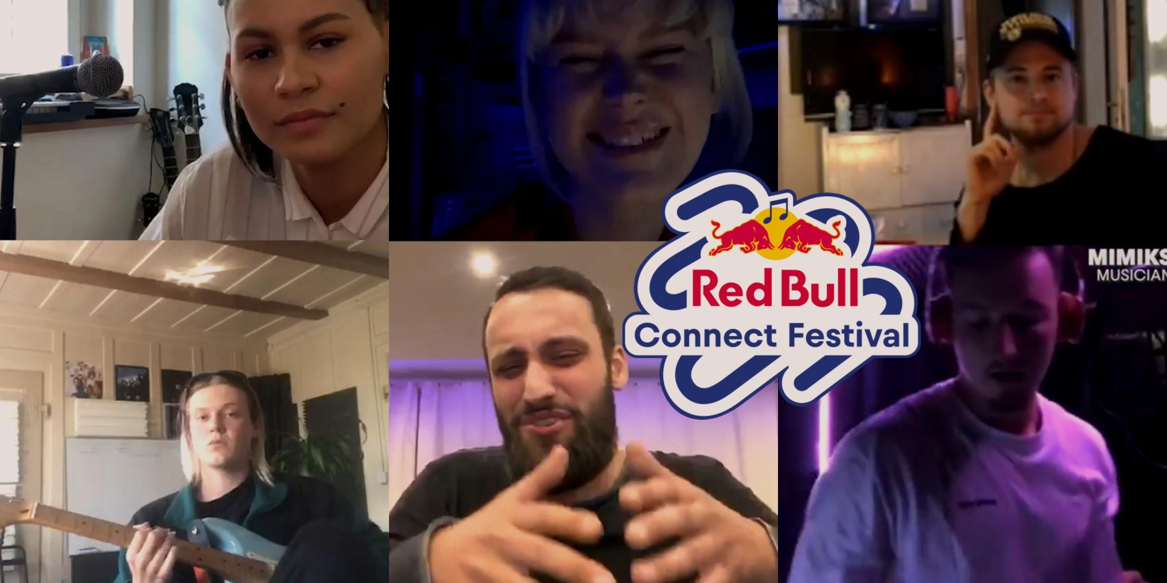 Ivorrie flasht Xen – Feature kommt: Das alles ist am Red Bull Connect Festival passiert