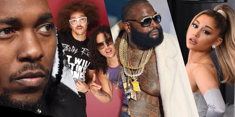 Rapper mit Urheberrechts-Streitigkeiten: Wie hättest du entschieden?