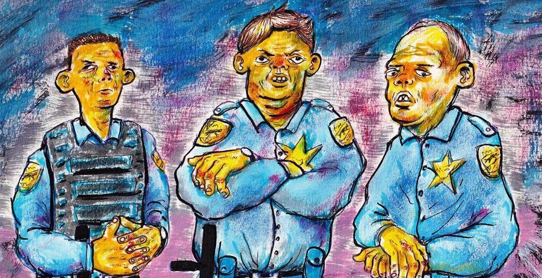 Dawill & COBEE sind auf Stress mit der Polizei aus: «Muetterfigg e Tschugger»