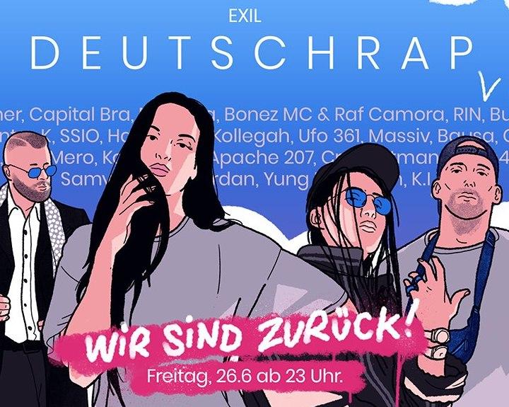 Deutschrap - Die Auferstehung