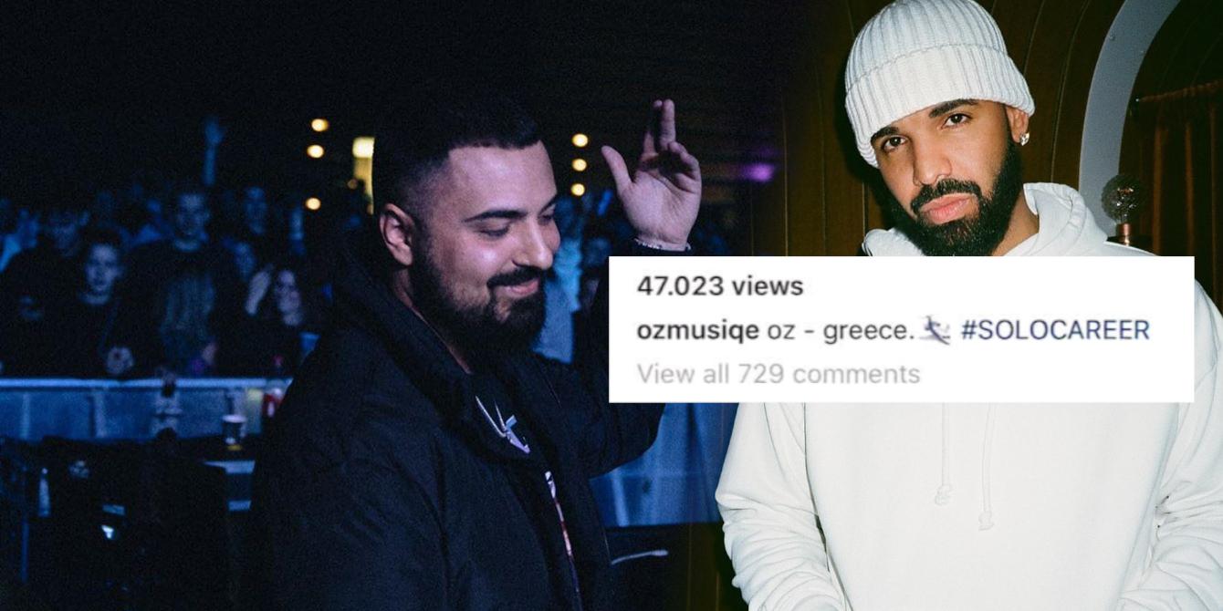 Drake schnappt sich OZ' Solo-Song: Der Weg von der Insta-Skizze bis zu «Greece»