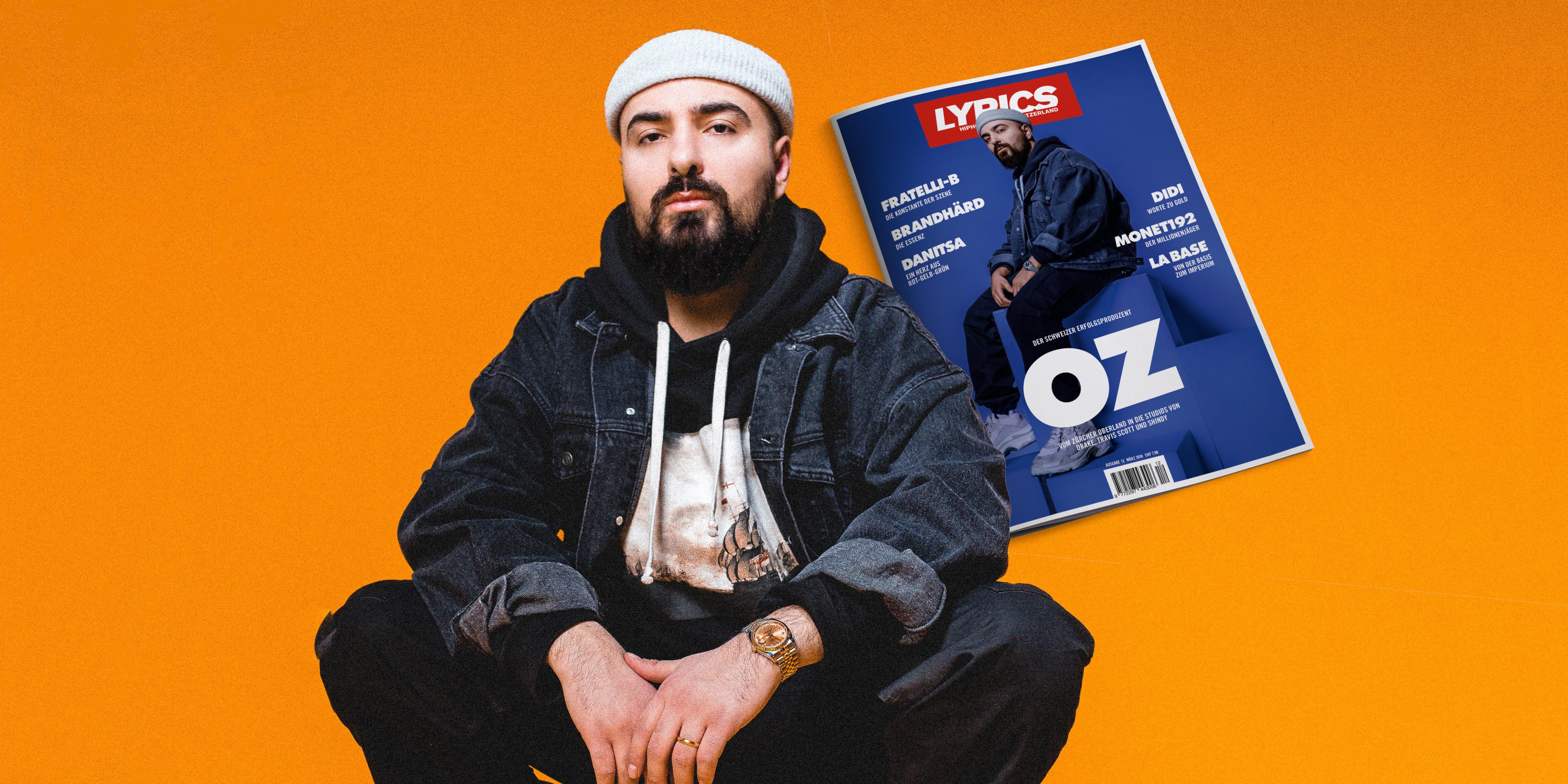 «Vom Papierkorb zu Platin»: Die grosse Coverstory von OZ aus 2018