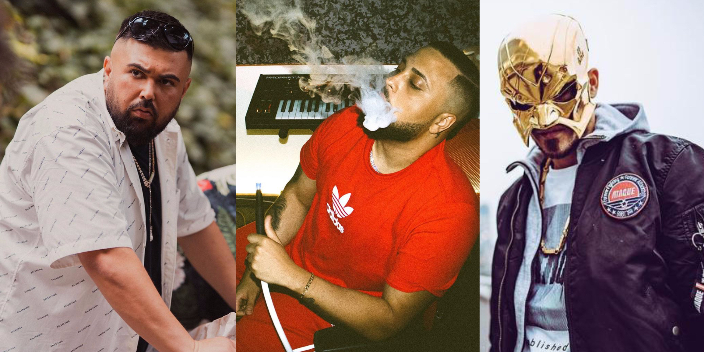 Von Olten auf die Strassen Deutschlands: Die erfolgreichsten Tracks des Street-Rap-Produzenten Niza