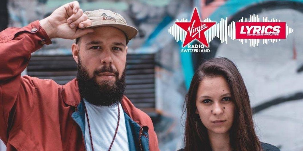 «Voll Dri – 100% Schwiiz Rap» die neue Feierabendshow präsentiert von Virgin Radio Switzerland und LYRICS Magazin