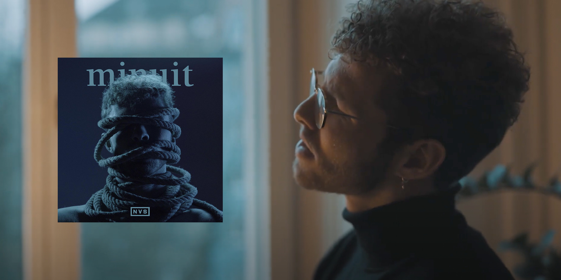 Draussen herrscht Krieg: Enzo mit neuer Single über die innere Zerrissenheit