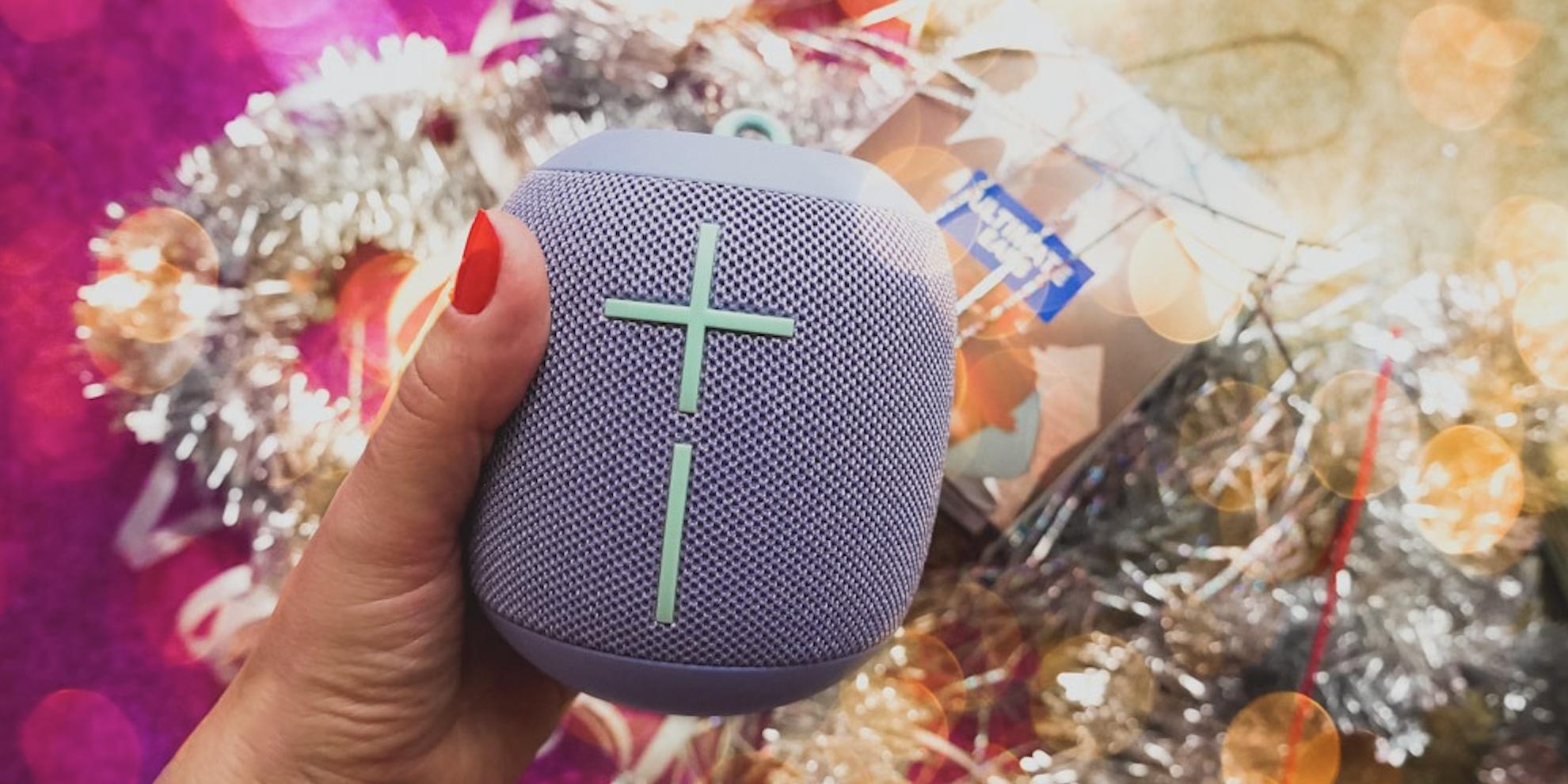 Mach mit bei unserem Weihnachtsquiz und schnapp dir eine WONDERBOOM 2 von Ultimate Ears!