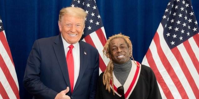 Trumps letzte Amtshandlung: Lil Wayne und Kodak Black sind nicht die ersten Rapper*innen, die begnadigt wurden